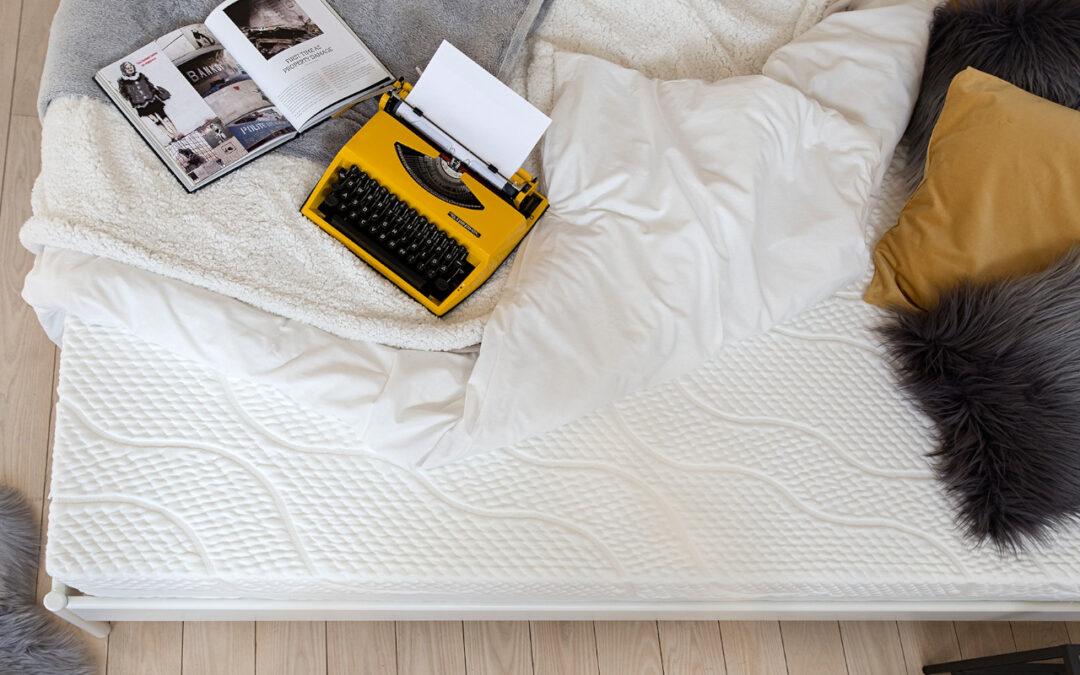 Dlaczego warto do spania wybrać twardy materac SleepMed Hybrid Supreme?